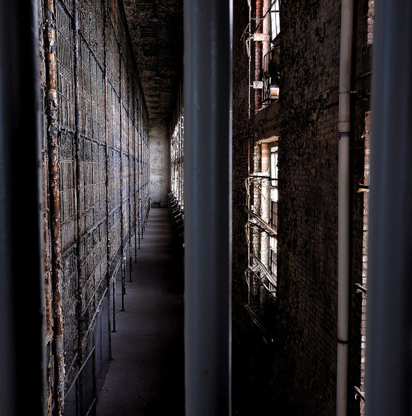 Cell Block - Mansfield Reformatory
