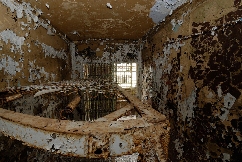 Cell - Mansfield Reformatory