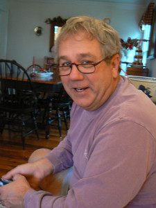Sandy Xmas of 2006.