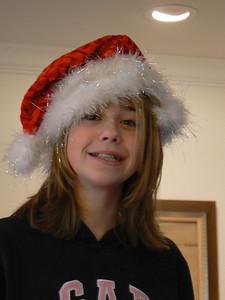 Kate Downes, Xmas 2006.