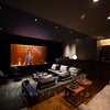 Private Home Cinema with bar and professional DJ booth
