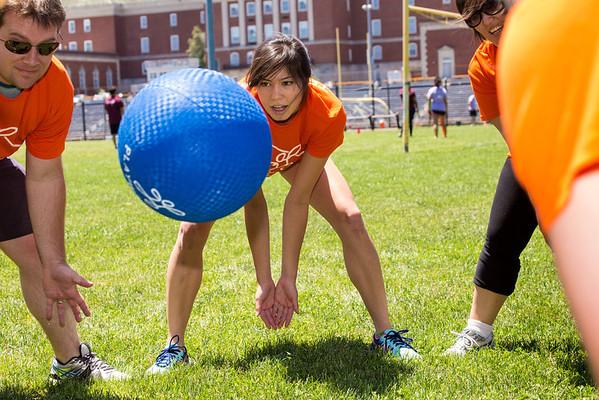 Playworks DC's 4th Annual Corporate Kickball Tournament