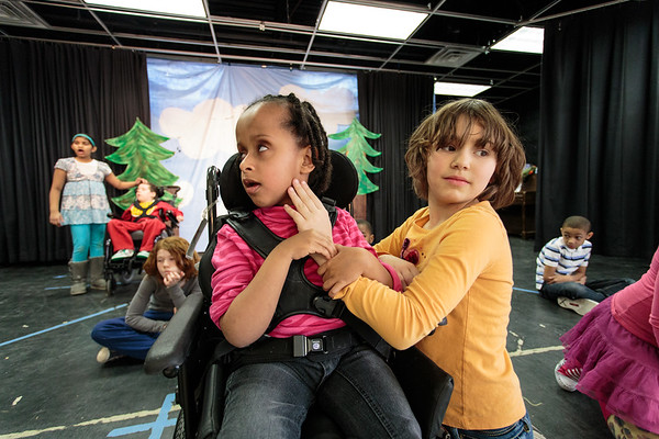 Bowen McCauley Dance Company (Glebe Elementary Dance Residency)