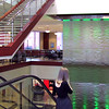 Client: Harmonic Environments<br /> Product: Cascade Series Waterfall<br /> Location: High Point University, High Point NC