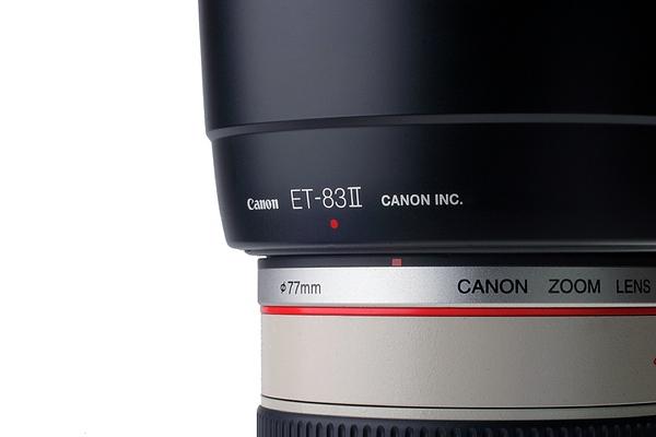 Canon 70-200 L Series Lens