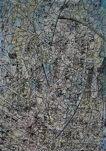 Pen & Ink 1997 - Tim Mahurin