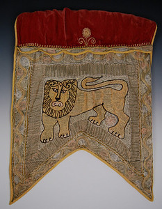 Ethiopian Saddle Blanket c1960