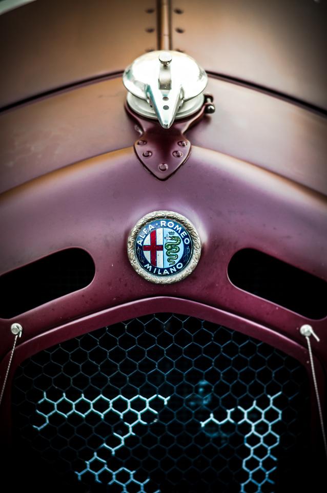 Alfa Romeo Tipo8 (P3) racer