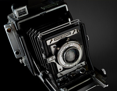 Speedgraphic Camera