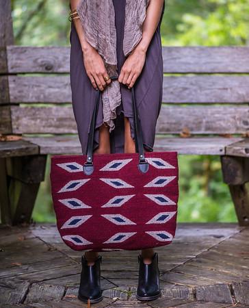 Bags for Manos Zapotecas