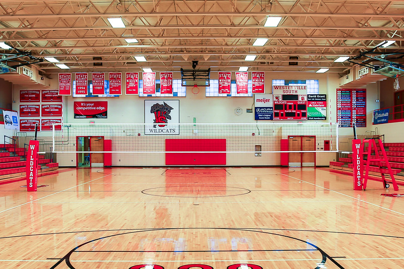 SI-1 Volleyball Net System