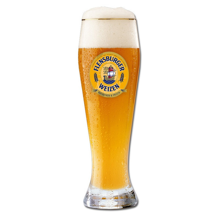 Beer Glass, freshly filled