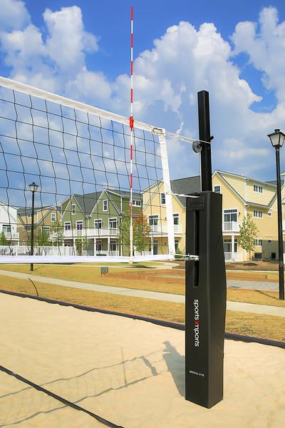 Beach2 Volleyball Net System