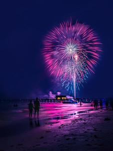 Naples Fireworks Photography