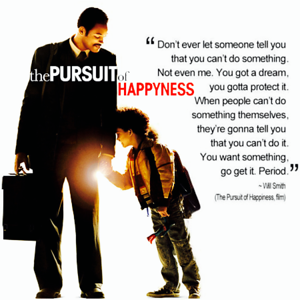14 of 365 - The Pursuit of Happiness
