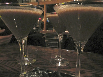 1-21-11-  Chocolate martinis