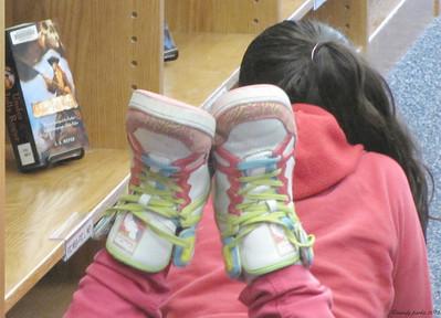 1-20-11- Reader's Feet