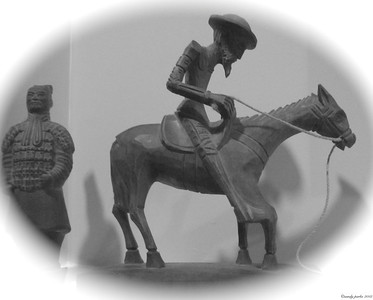 1-03-11- Don Quixote with Chinese soldier