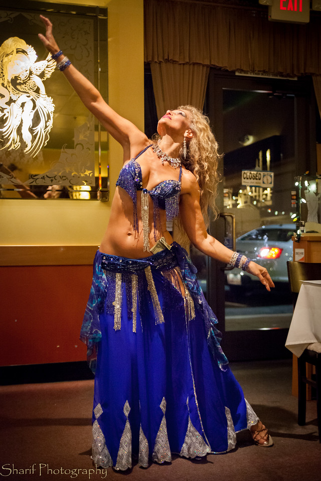 Our friend Lana performs weekly at the Persian Grill in Monterey, and this time we surprised her with a visit.