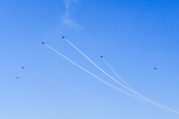 Fleet Week with the Blue Angels