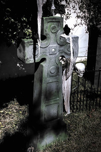 Gravestone I built for a Halloween prop. Contact me for custom made props.