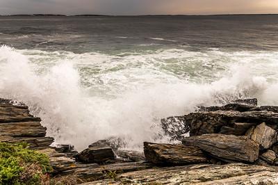 Cliff Walk Storm 3
