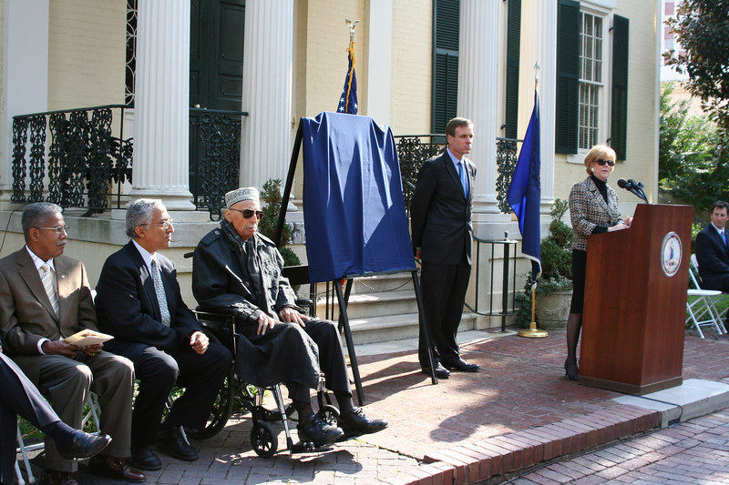In October 2005, Virginia Governor Mark R. Warner dedicated a newly renovated building in Virginia's Capitol Square in his honor. The Oliver W. Hill Building is the first state-owned building as well as the first in Virginia's Capitol Square to be named for an African American.
