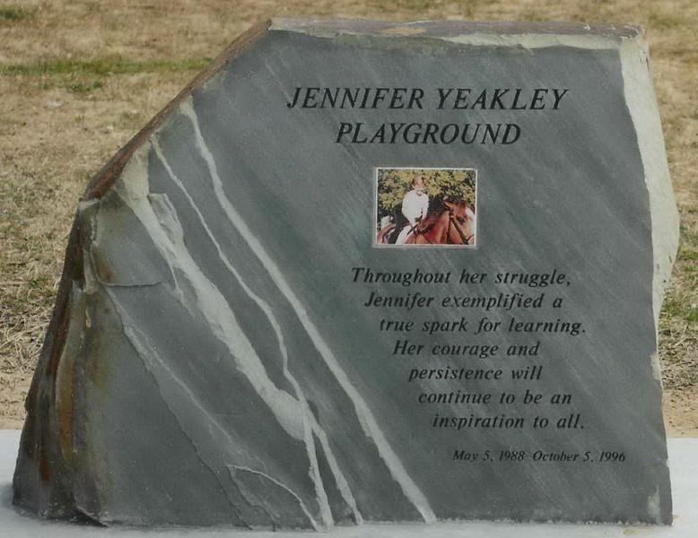 Jennifer Yeakley Playground