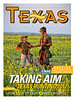 September 2012 cover of Texas Parks and Wildlife Magazine.