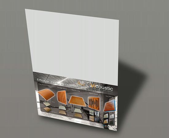 Publicité Vicoustic - Axente l 1/2 page horizontale Keyboard Recordings