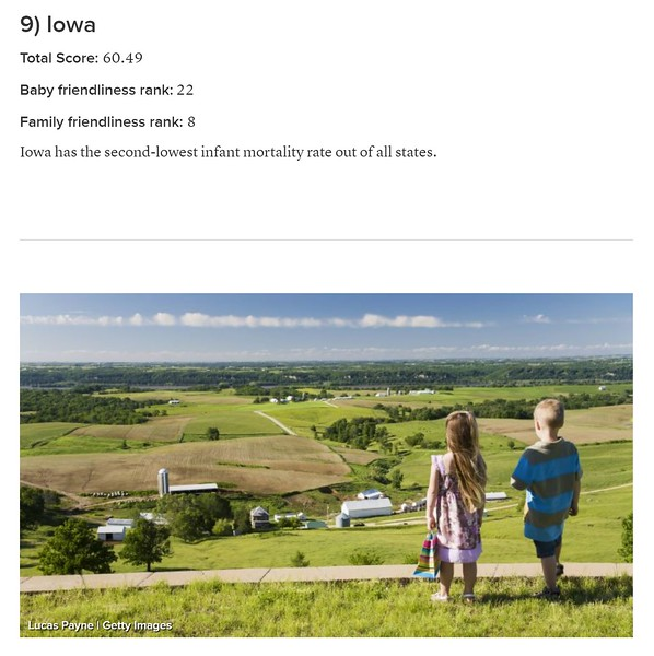 "<div class="""">Two children looking out at the Mississippi River valley near Balltown, Iowa. <br>Published in the <a href=""https://www.cnbc.com/2017/08/16/the-top-10-states-to-raise-a-baby.html"" target=""_blank""><b>CNBC article ""The top 10 states to raise a baby""</b></a> <br><br> <a href=""https://www.cnbc.com/2017/08/16/the-top-10-states-to-raise-a-baby.html"" target=""_blank""><b>Click here to read the article.</b></a></div>"