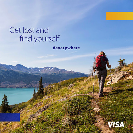 """<div class="""""""">My wife, Melissa, hiking the Skilak Lookout Trail in the Kenai National Wildlife Refuge used by Visa for Social Media Ads. <a href="""""""" target=""""_blank""""><b></b></a></div>"""