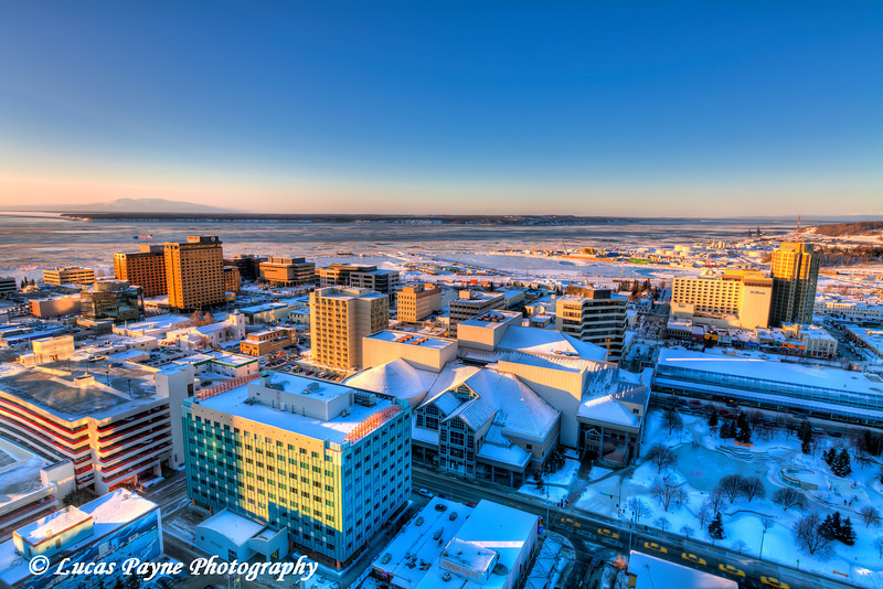 "<div class="""">Downtown Anchorage, Alaska <br>Published in a <a href=""https://www.youtube.com/watch?v=qzOSow3t4B0&feature=youtu.be"" target=""_blank""><b>GCI Alaska Commercial</b></a> <br><br> <a href=""https://www.youtube.com/watch?v=qzOSow3t4B0&feature=youtu.be"" target=""_blank""><b>Click here to see the commercial on YouTube.</b></a></div> <br> <a href=""https://www.lucaspaynephotography.com/Alaska/Anchorage/i-Fc3MVz2/A"" target=""_blank""><b>Click here to see this image in its original gallery and purchase a print.</b></a>"