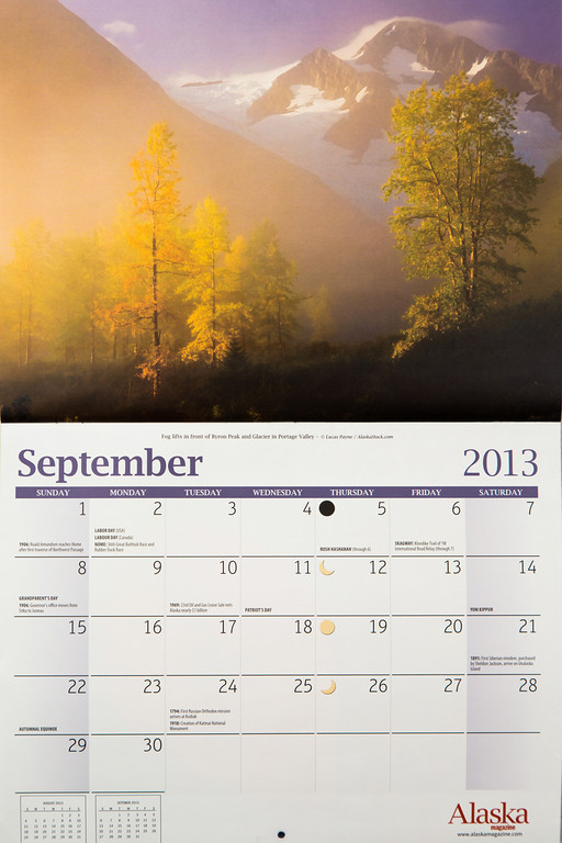 """<div class="""""""">Image of fog lifting over Byron Glacier and Byron peak in Portage Valley, Alaska published in the 2013 Alaska Magazine Calendar <br> <br> <a href=""""http://www.lucaspaynephotography.com/Alaska/Alaska-Scenic-1/3311624_GhkPnG#!i=859342668&k=HNFtT7R"""" target=""""_blank""""><b>Click here to see this image in its original gallery and purchase a print.</b></a></div>"""