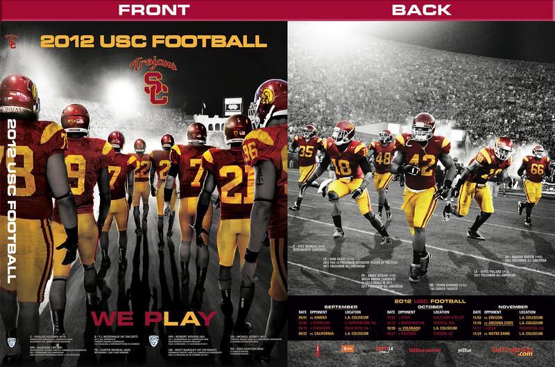 USC Football 2012 Media Guide