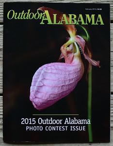 Outdoor Alabama Magazine - February 2015
