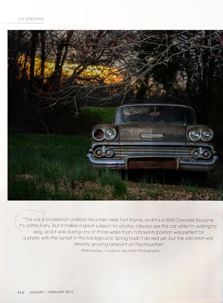 Alabama Magazine - January / February 2015