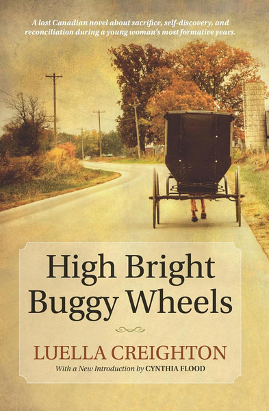 """High Bright Buggy Wheels"" - Novel"