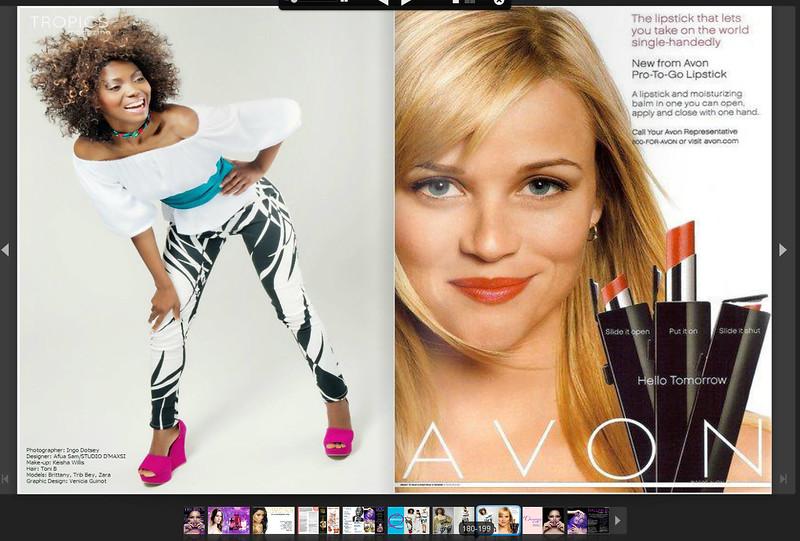 Photo on Left by me: July 2012_Tropics Magazine