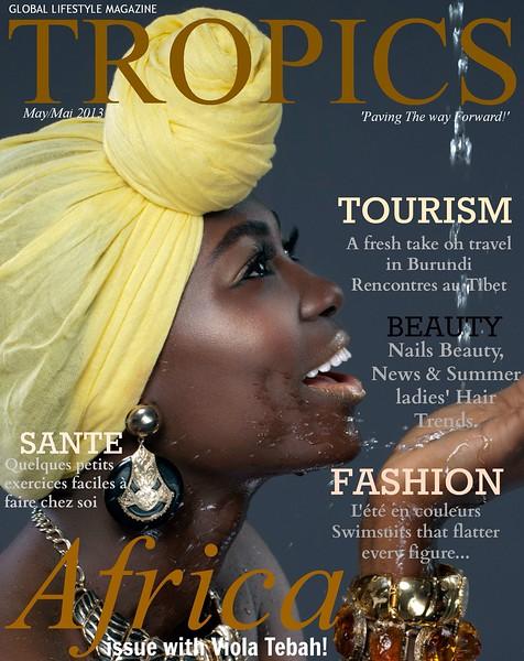 Ingo Dotsey Photography| fotoFRICA.Com<br /> May 2013 Tropics Magazine Cover