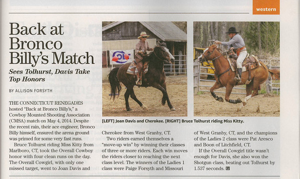 Equine Journal, July 2014 2