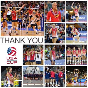 USA Volleyball Cup - Web Promo