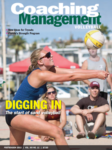 Coaching Management - Volleyball Postseason 2011 (Vol.19. No.11)