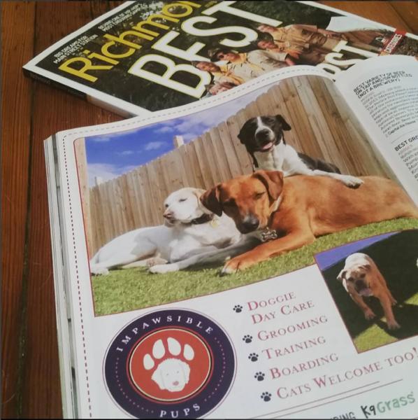 Richmond Magazine (August 2015)