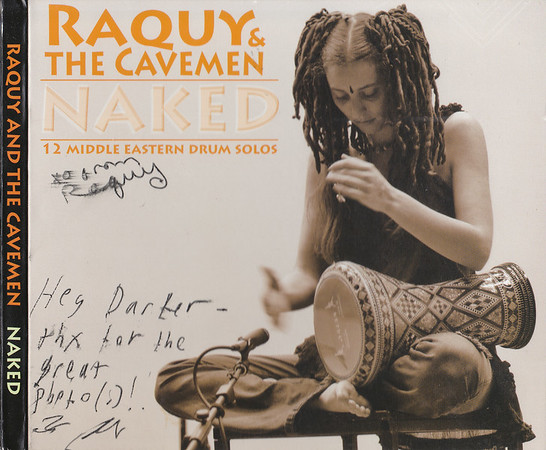 Raquy & the Cavemen - Naked