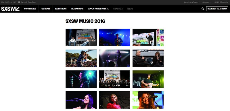 """SXSW.com - August 16th, 2016.<br /> """"SXSW Press Images 2016""""<br /> Systema Solar at SXSW Music 2016 photo by Tim Strauss"""