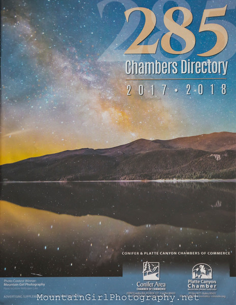 Conifer Chamber Directory Cover