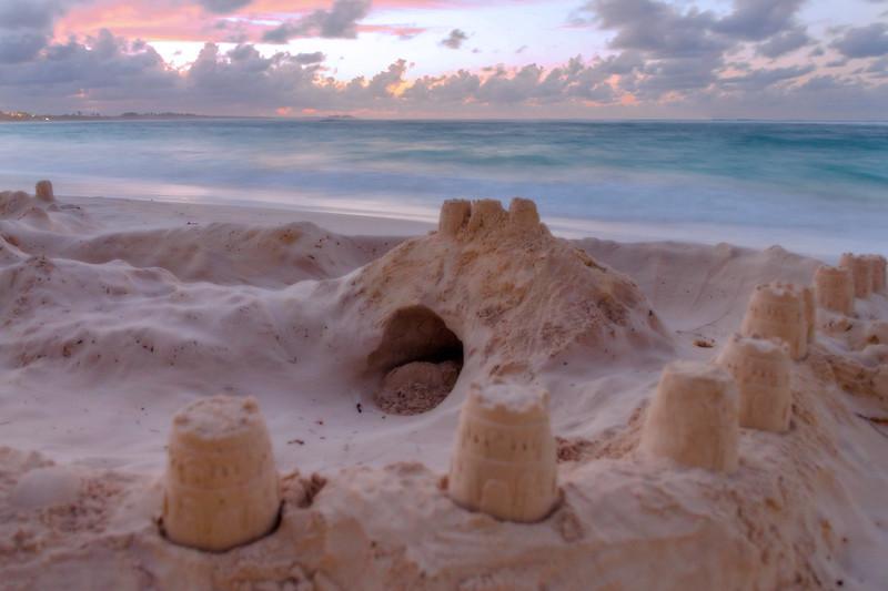 Castles in Punta Cana (Punta Cana, Dominican Republic)
