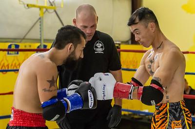 Muay Thai Fight Night 0518