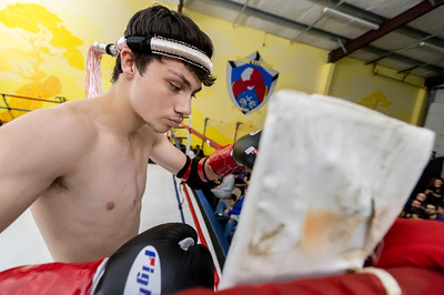 Muay Thai Fight Night 0478